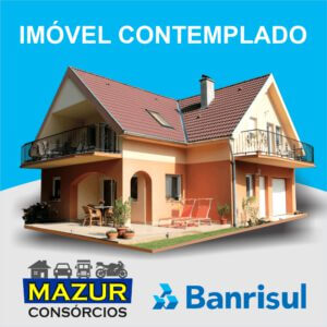 Imóvel Contemplado Banrisul Crédito R$ 163.800,00