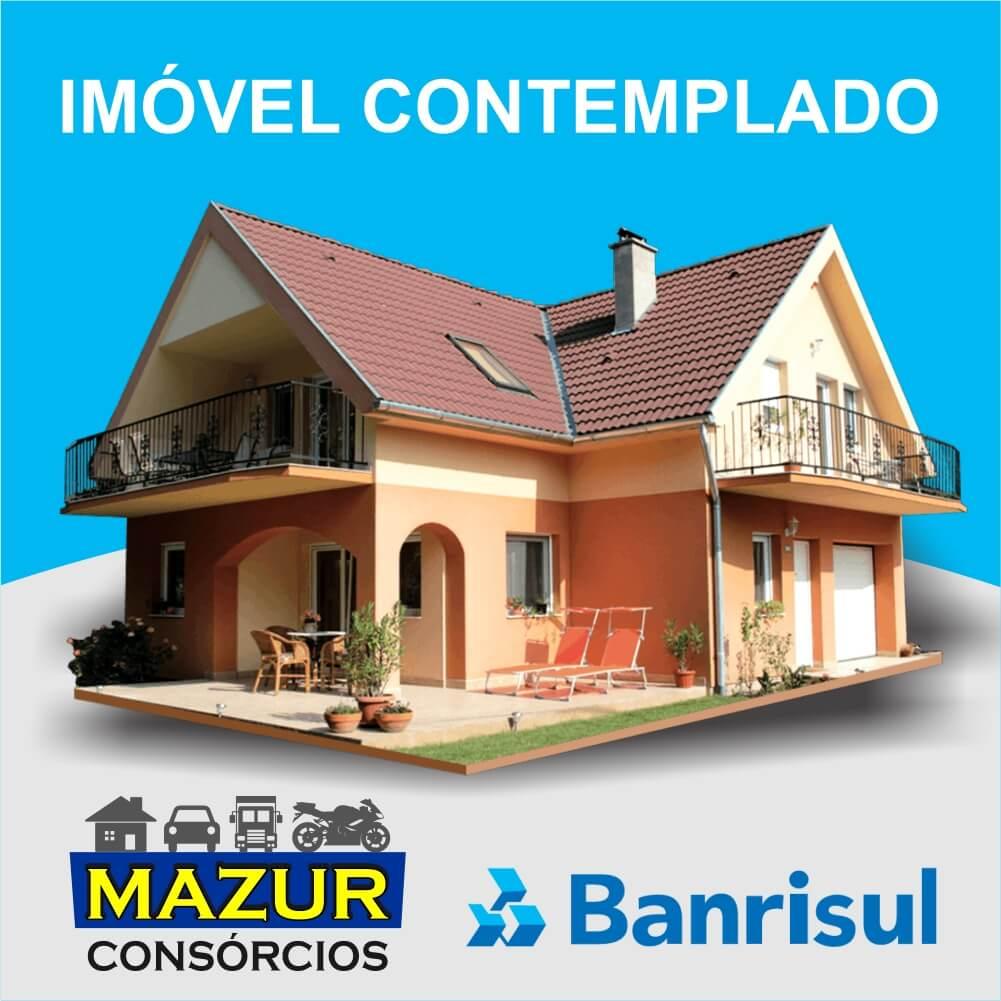 Imóvel Contemplado Banrisul Crédito R$ 139.400,00