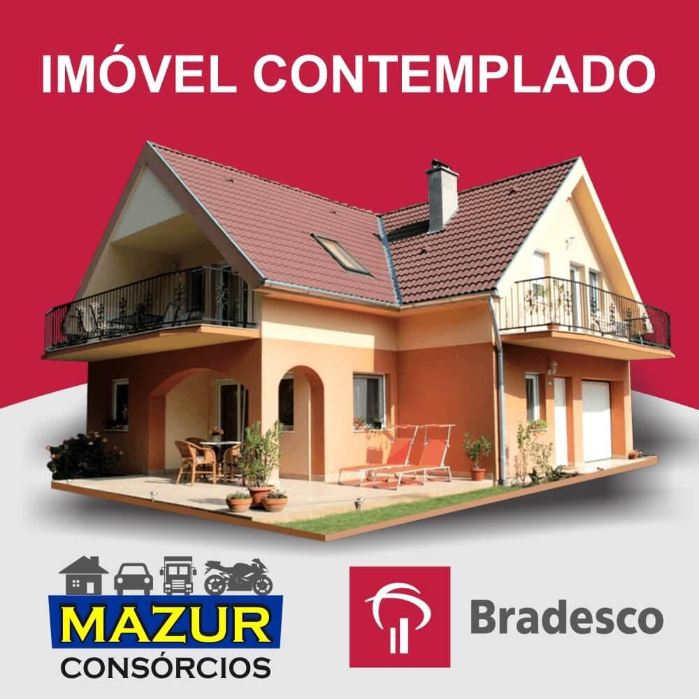 Imóvel Contemplado Bradesco Crédito R$ 217.800,00